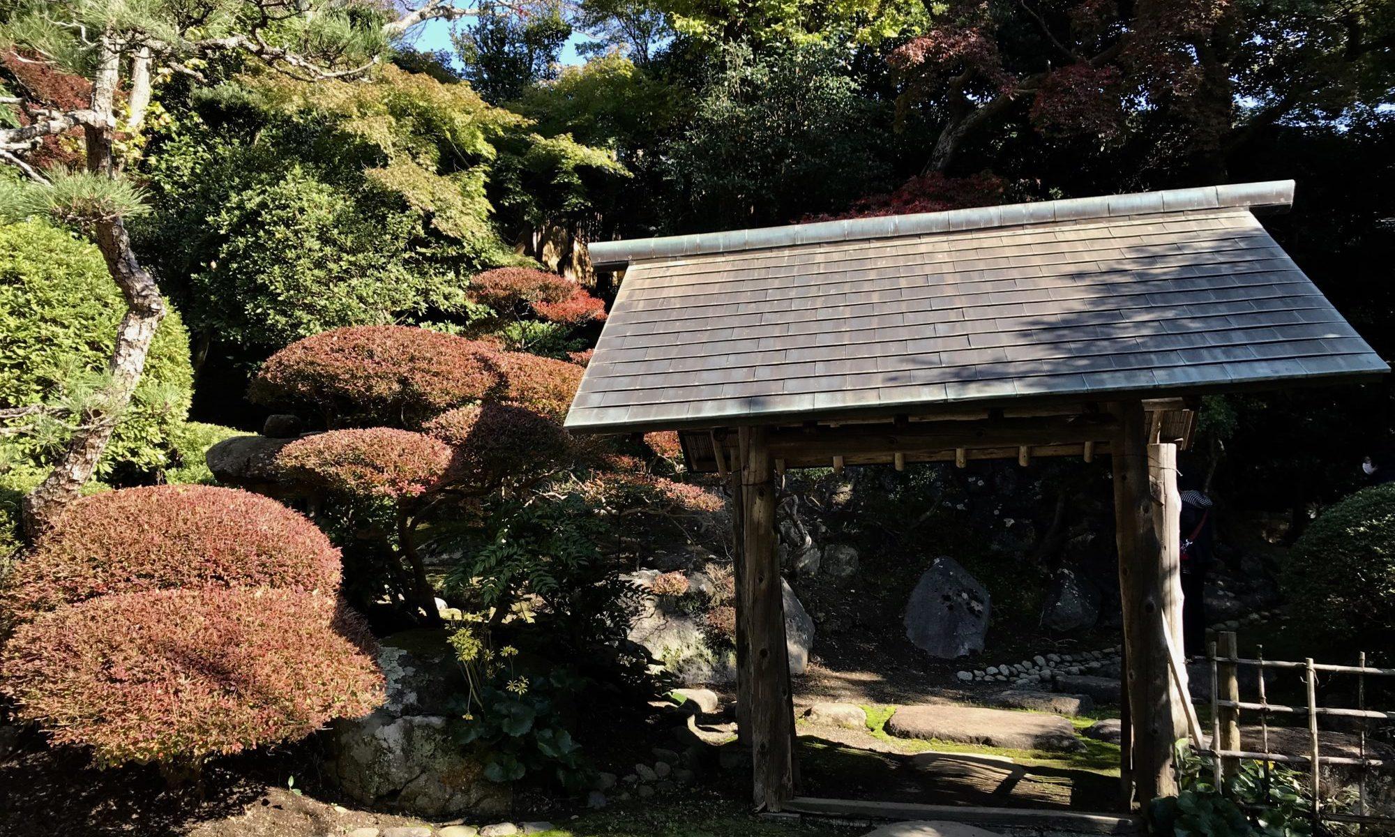 山本条太郎別荘