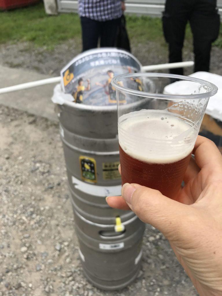 ウェルカムビール