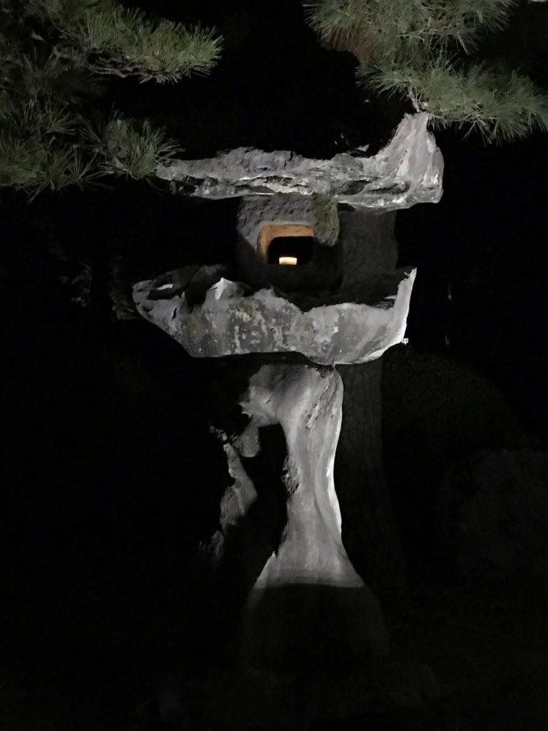 新宿御苑 灯籠
